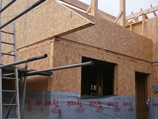 5 REASONS WHY TIMBER OR SIPS IS SUPERIOR TO BRICK Building With Frames Single family home Wood