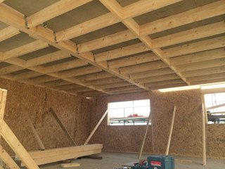 5 REASONS WHY TIMBER OR SIPS IS SUPERIOR TO BRICK Building With Frames Modern Living Room Wood