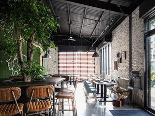 白貓散步 Gatto Bianco 理絲室內設計有限公司 Ris Interior Design Co., Ltd. 餐廳 Multicolored