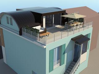 Bartolucci Architetti Moderne Häuser