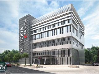 Hospital exterior design VAVarchitecture Hospitals