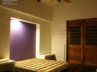 Kraus Castro Interior design Rumah pedesaan Batu Bata White
