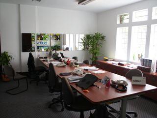Kraus Castro Interior design Ruang Studi/Kantor Modern