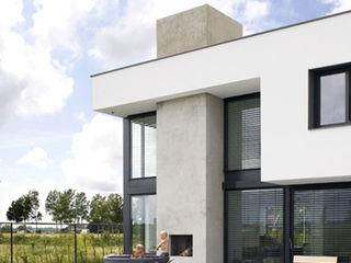 Archstudio Architecten | Villa's en interieur Вілли Білий