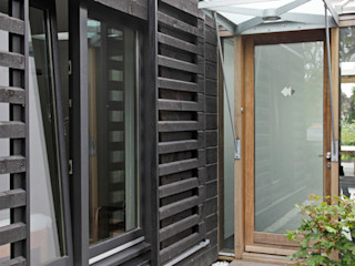 Archstudio Architecten | Villa's en interieur Nhà Gỗ Black