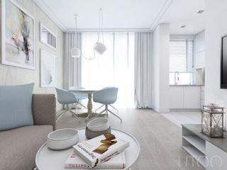 UTOO-Pracownia Architektury Wnętrz i Krajobrazu Living room