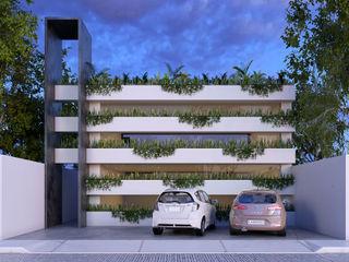 CARCO Arquitectura y Construccion 排屋