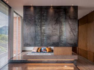 Martínez Arquitectura Living room