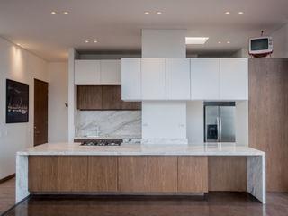 Martínez Arquitectura Built-in kitchens
