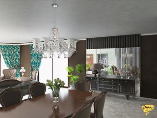 Öykü İç Mimarlık Modern Dining Room
