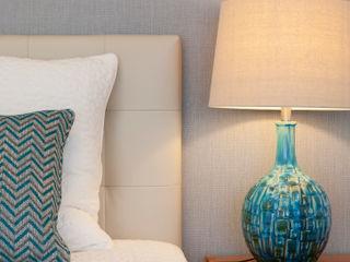 Traço Magenta - Design de Interiores ChambreAccessoires & décorations Coton Bleu
