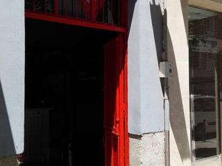 estudio551 Bares y discotecas Rojo