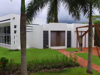 Casa La Florida - Villavicencio Arquitectos y Entorno S.A.S Modern Houses