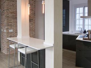 Muebles de Cocina Aries КухняШафи і полиці Чорний