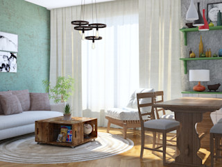 3D Interior Modeling & Rendering Solutions Hitech CADD Services