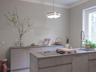 Lena Klanten Architektin Kitchen Limestone Grey