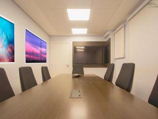 SET Arquitetura e Construções Commercial Spaces