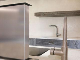 RI-NOVO KücheSpülen und Armaturen Marmor Weiß