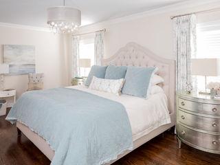 Frahm Interiors Classic style bedroom