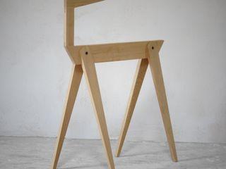 studio michael hilgers Study/officeDesks Solid Wood