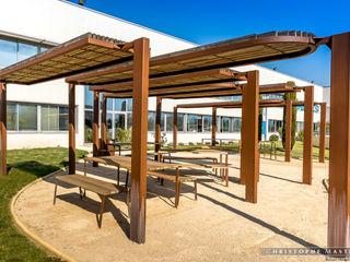 Aménagements bureaux Moana Photo Espaces de bureaux industriels