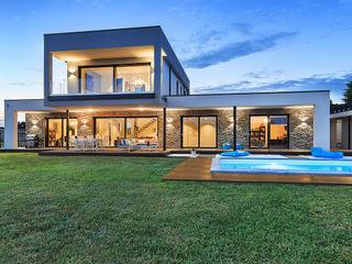 Stefano Pedroni Casas de estilo moderno