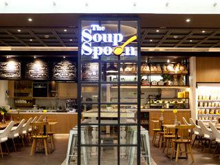 The Soup Spoon EIGHT IDEA Gastronomi Modern