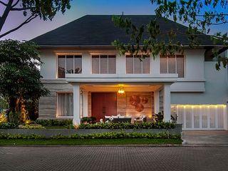 Cajuputi House EIGHT IDEA Rumah Gaya Eklektik