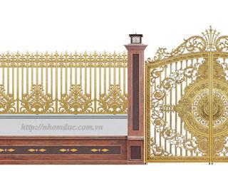 Cửa cổng hợp kim nhôm đúc Công ty cổ phần nhôm đúc Fuco