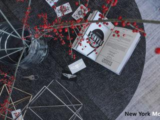 NEW YORK MORNING KAPRANDESIGN ГостинаяДиваны и журнальные столики Черный