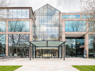 Westside Sonnemann Toon Architects Office buildings