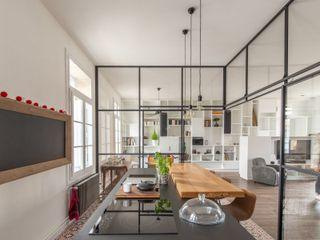 Brengues Le Pavec architectes Kitchen