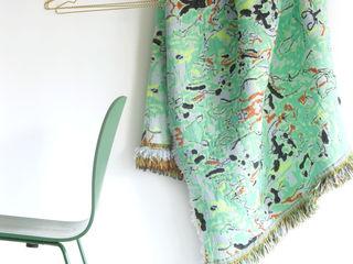ArtyTextile artymooi MaisonTextiles Laine Multicolore