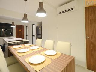 Designer House Modern dining room