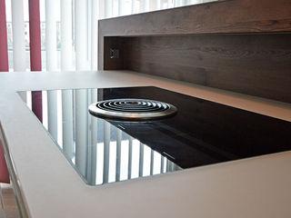 Glascouture by Schenk Glasdesign KitchenElectronics Glass Black