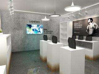 아임커뮤니케이션즈 Commercial Spaces