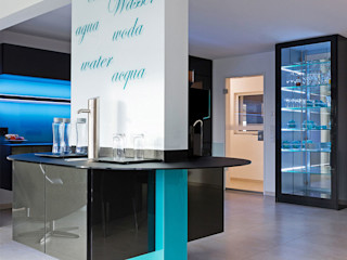 Glascouture by Schenk Glasdesign KitchenSinks & taps Glass Turquoise