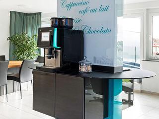 Glascouture by Schenk Glasdesign KitchenAccessories & textiles Glass Turquoise