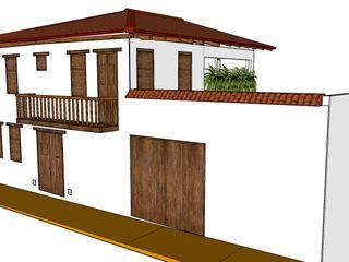 Heritage Design Group Rumah Gaya Kolonial