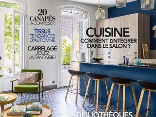 SK Concept à l'honneur dans la presse ! LA CUISINE DANS LE BAIN SK CONCEPT Cuisine originale