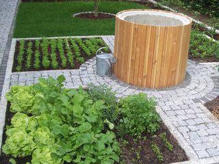 Garten-Landschaftsbau Hierreth-Felser GmbH Сад в стиле кантри