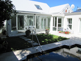 Bathroom, Kitchen, Patio Home Renovation + Complete Interior Exterior Home Painted (Newlands, Cape Town) CPT Painters / Painting Contractors in Cape Town