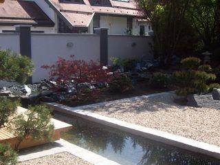 Garten-Landschaftsbau Hierreth-Felser GmbH Сад в азиатском стиле