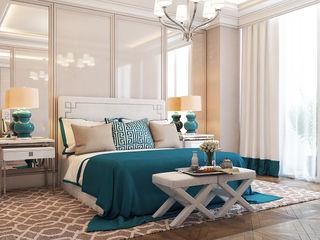 BF apartment Space Options Habitaciones de estilo clásico