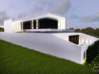 Sun House Arci Design Studio Rumah Modern