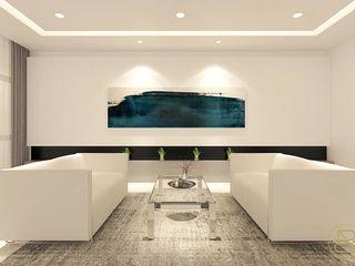 Sun House Arci Design Studio Ruang Keluarga Modern