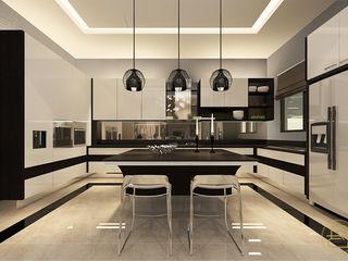 Teratai House Arci Design Studio Dapur Modern