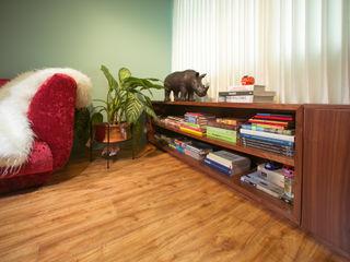 Munera y Molina Рабочий кабинет в эклектичном стиле