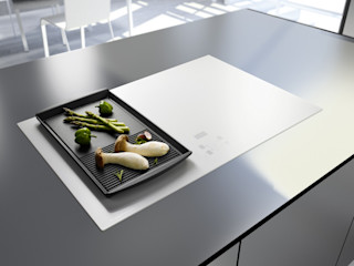 Küppersbusch Hausgeräte GmbH CocinaElectrónica Vidrio