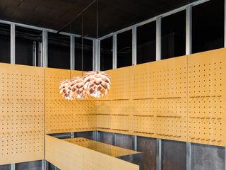 Tiago do Vale Arquitectos Lojas & Imóveis comerciais minimalistas